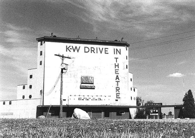 K-W Drive-In