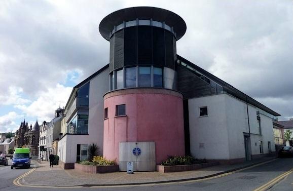 An Lanntair Arts Centre