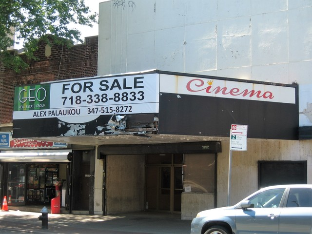 Cinema Kings Highway - For Sale.