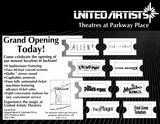 May 22nd, 1992 grand opening ad