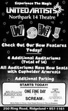December 20th, 1996 grand opening ad as 14 screens