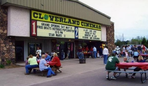 Cloverland Cinema