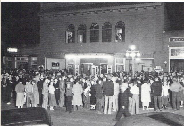 Liberty Theatre 1936