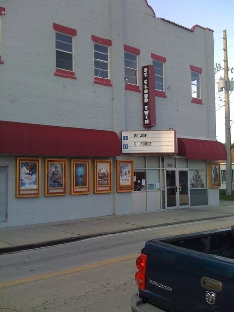 St. Cloud Twin Theater