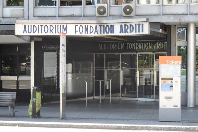Cinema Auditorium Arditi
