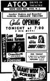 August 5th, 1955 grand opening ad