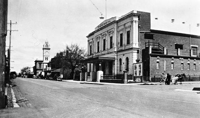 Kyneton Shire Hall