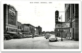 Iowa Theatre Grinnell IA / Billy Holcomb Collection
