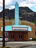 Central Theatre, Ely NV 2016