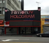 Hologram USA Hollywood Theater