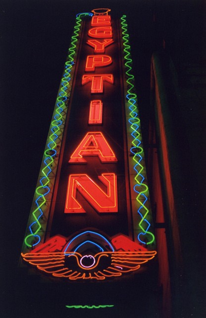 Egyptian Theatre - Hollywood