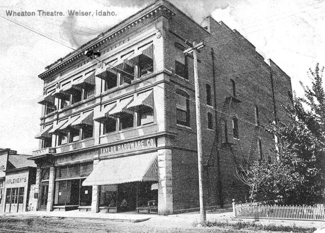 Wheaton Theatre