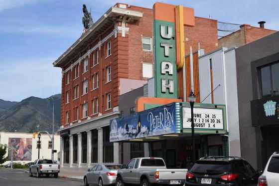 Movie theaters in provo utah
