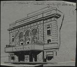 Warner Theater, Oklahoma City, Drawing