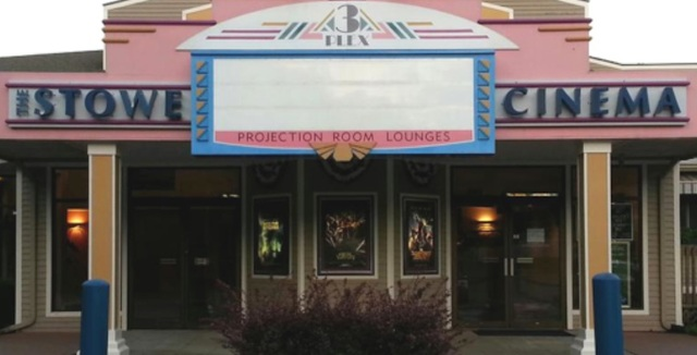 Stowe Cinema 3-Plex