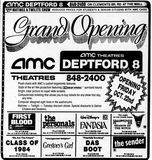 October 22nd, 1982 grand opening