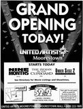 July 14th, 1995 grand opening ad