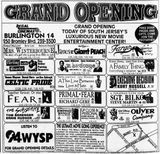 April 19th, 1996 grand opening ad