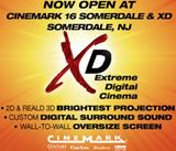 November 22nd, 2013 grand opening ad for the XD screen.