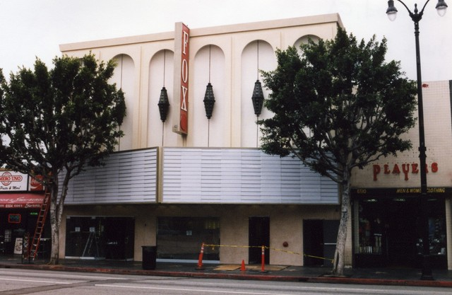 Fox Theatre - Hollywood