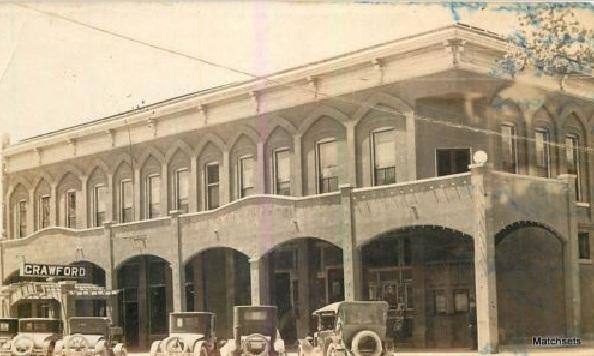 Crawford Theatre