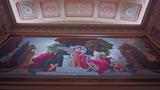 Restored Ohio Theatre lobby
