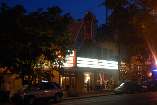 Buskirk-Chumley Theatre
