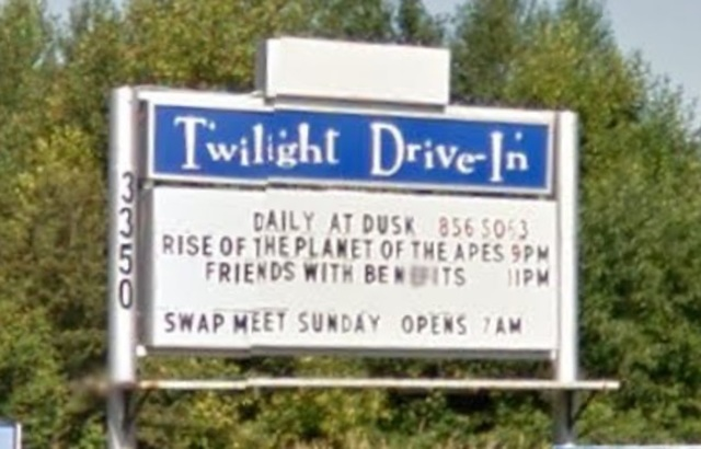 Twilight Drive-In