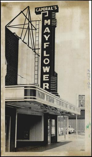 Mayflower Theater, Oklahoma City, 1133 NW 23rd