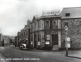 Alhambra in around 1960.