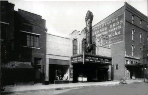 PATIO Theatre; Freeport, Illinois.