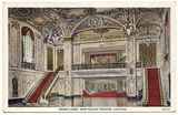 PALACE (CADILLAC PALACE) Theatre; Chicago, Illinois.