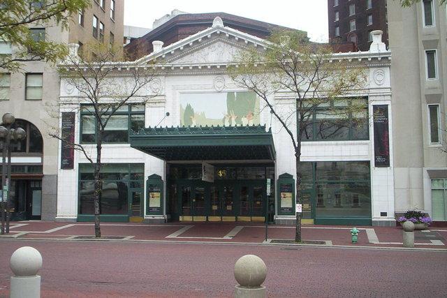 Hilbert Circle Theater
