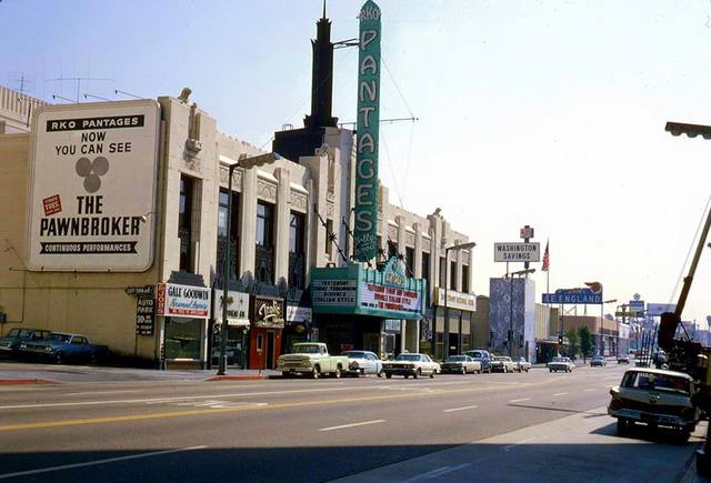 1965 photo courtesy of the Vintage Los Angeles Facebook page.