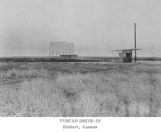 Tuscan Drive-In Theatre