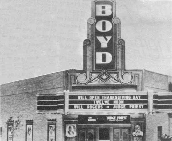 Boyd Art Theatre
