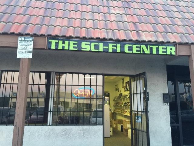 Sci-Fi Center