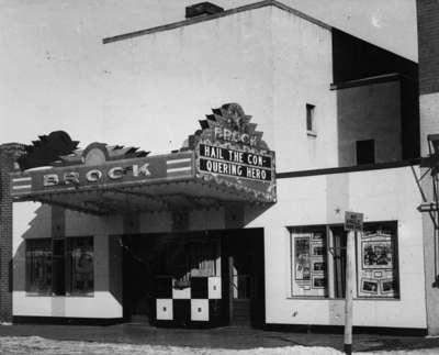 Brock Music Hall