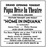 Piqua 36 Drive-In