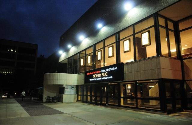 Staller Center Main Stage Theatre