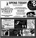 July 23rd, 1998 grand opening ad