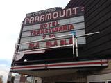 Paramount Hanover marquee