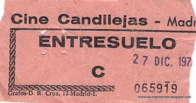 Cine Candilejas