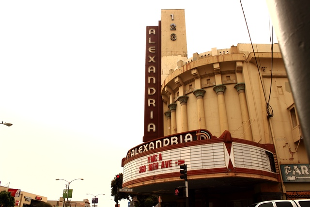 The Alexandria Marquee