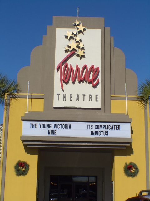 terrace theater