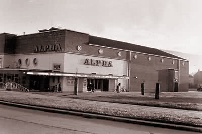 Alpha Cinema