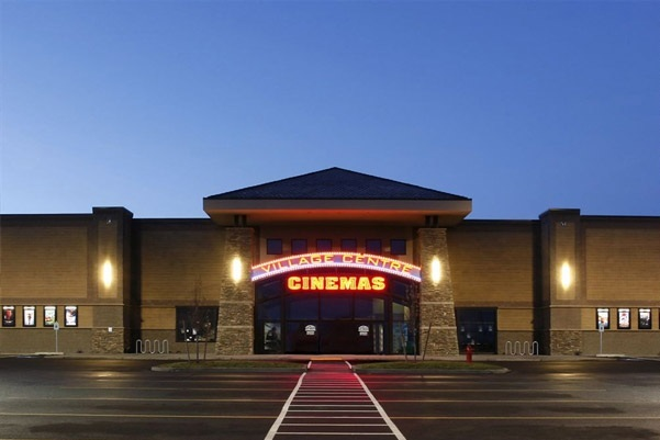 Village Center Cinemas at Airway Heights