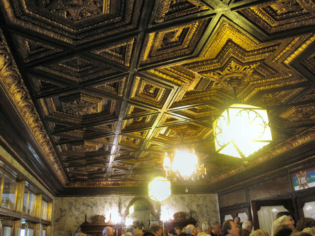 Ohio Theatre (Columbus), Vestibule