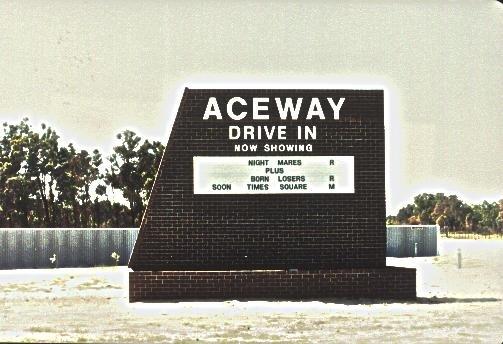 Aceway Drive-in