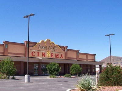 Coral Cliffs Cinema 8